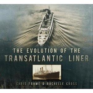 New #Oceanliner book.