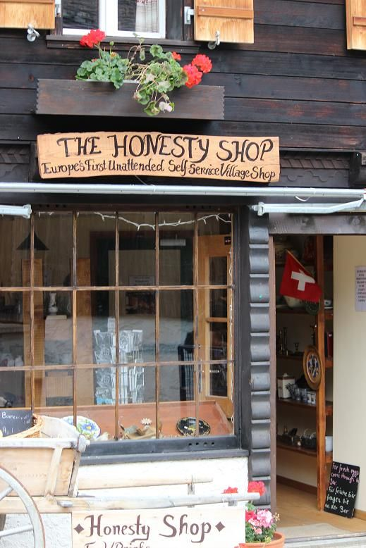 Found this amazing shop in Murren Switzerland, you take what you want, write it on an envelope and put the money to pay for it in the envelope #amazing #Switzerland #Honesty #shop #money #envelope #love #trust #wonderful #wouldnotworkinaustralia #faith #restored #kind #citizens