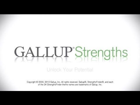 Discover Your Strengths - Unlock Your Potential with Gallup's Clifton Strengths Finder