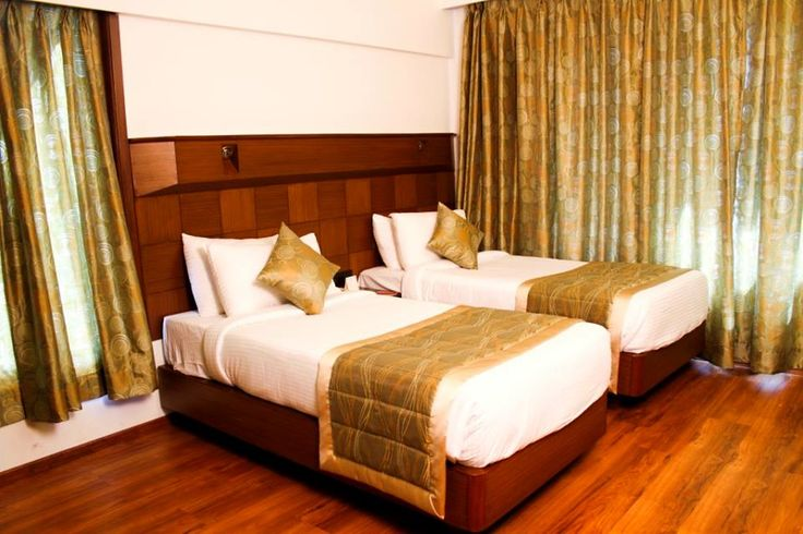We exemplify comfort and luxury with our well-furnished rooms. Come over for a relaxed stay at the #MidtownPritam!
