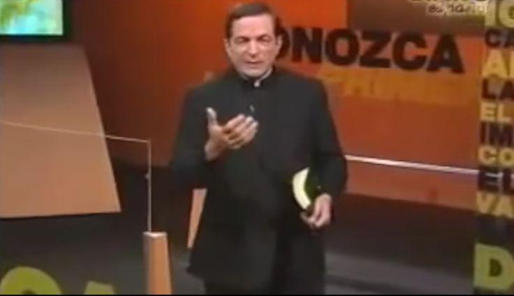 ¿Puede salvarse una persona que se suicida? El Padre Pedro Nuñez responde