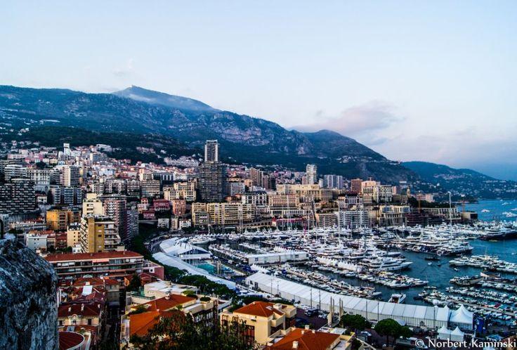 Monte Carlo by Norbert Kamiński