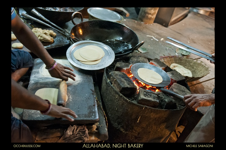 Night Bakery in Allahabad