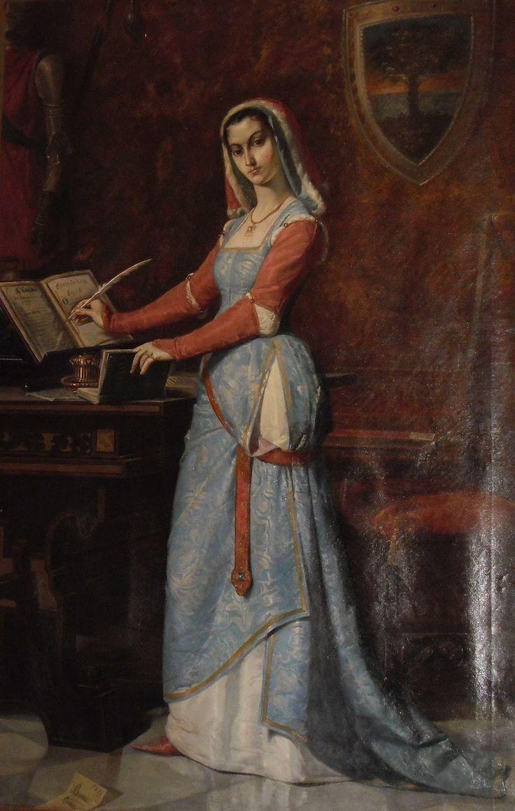 Eleonora d'Arborea #sardegna #sardinia