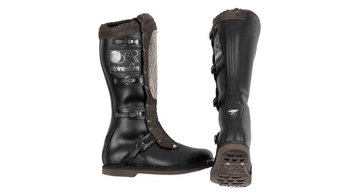 Alpinestars X El Solitario : les Supervictory Boots | 4h10