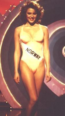 Mona Grudt, Miss Universe in 1990 - Pesquisa Google