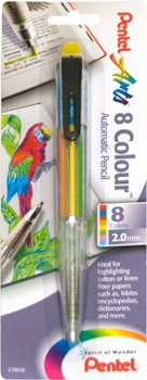 Pentel Mechanical Pencil (8 Color)