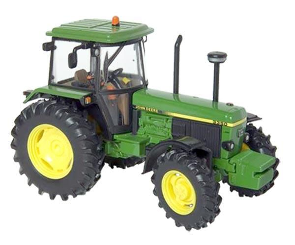 Miniatura tractor JOHN DEERE 3350   #miniatura #coleccionista #juguetes
