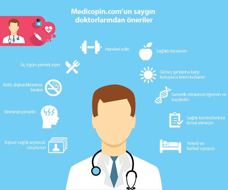 Her yeni yıl, yeni kararları da beraberinde getirir. Peki ya siz, 2016 yılı için kararlarınızı aldınız mı? Kararlarınıza, Amerika'nın saygın hastanelerinde görev yapan uzman doktorlarının tavsiyelerini de eklemeyi unutmayın! #medicopincom #medicopin #medihis #digitalhealth #ikincigörüş #secondopinion #medikalarşiv #medicalarchive #yeniyıl #yılbaşı #health #sağlık