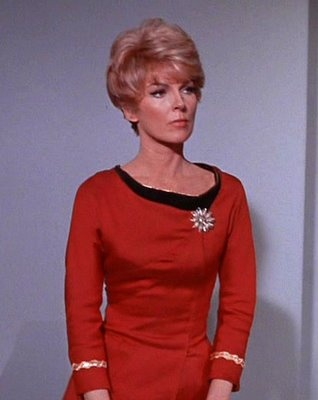 Star Trek: Original Series ... What an unlucky color to be wearing...