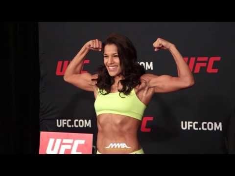 MMA UFC on FOX 23 Weigh-Ins: Julianna Pena Makes Weight