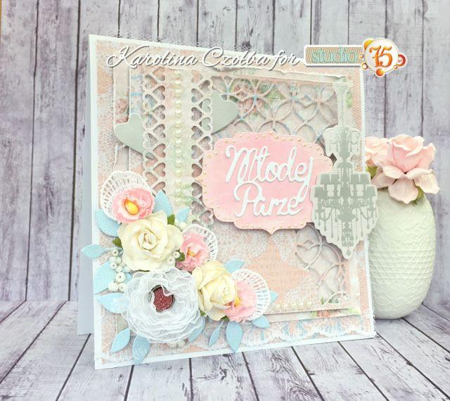 Kartka ślubna / Wedding card