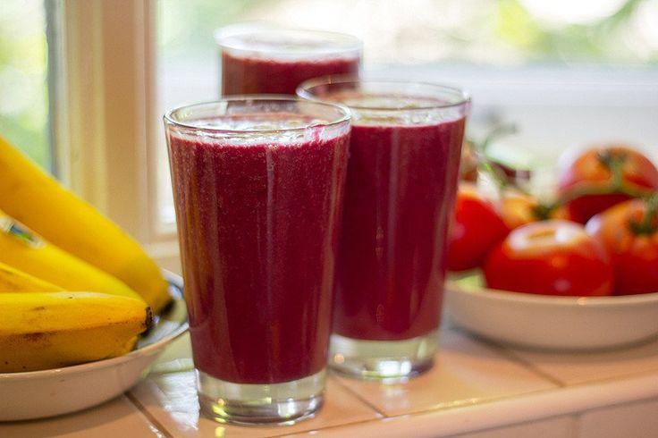 Veggie/Fruit Smoothies