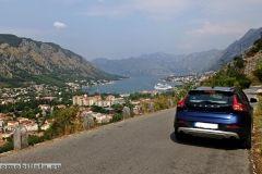 Volvo V40 Cross Country Ocean Race edition above Kotor, Montenegro automobilista.eu - car reviews done differently!!! #Martin Pohanka