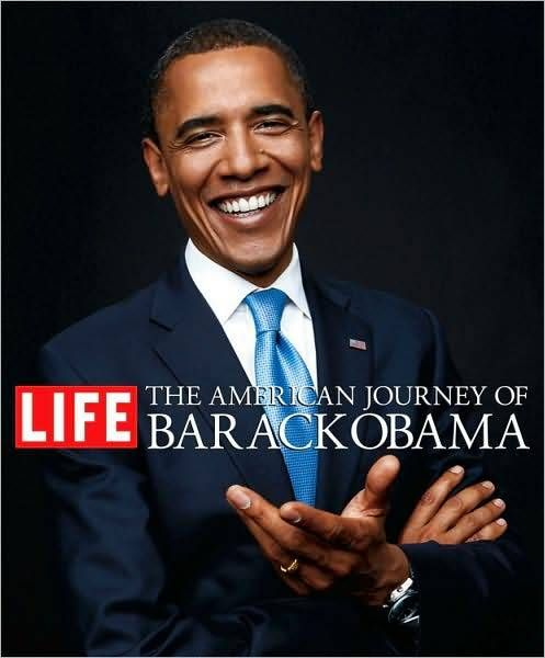 The American Journey of Barack Obama cover of LIFE magazine