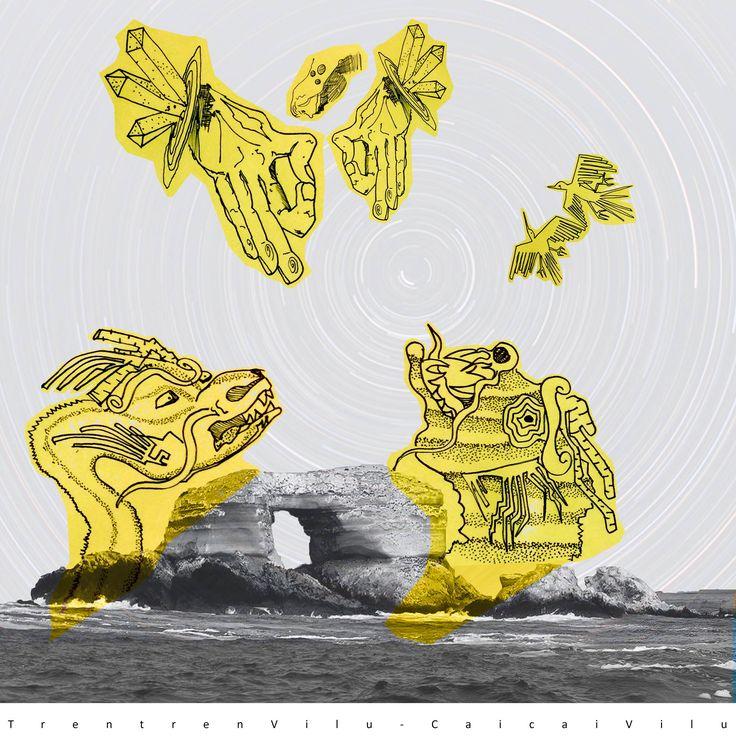 TrenTrenVilu - CaiCaiVilu La portada Antofa