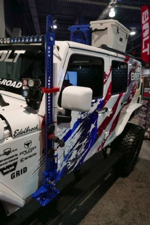 The 2017 SEMA Show may have collected the most Jeeps ever in a single event. We have them all here for you.