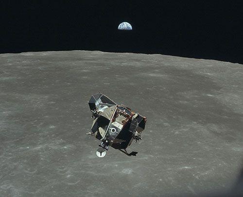 Apollo Ay Görevi'nin bilinmeyen fotoğrafları