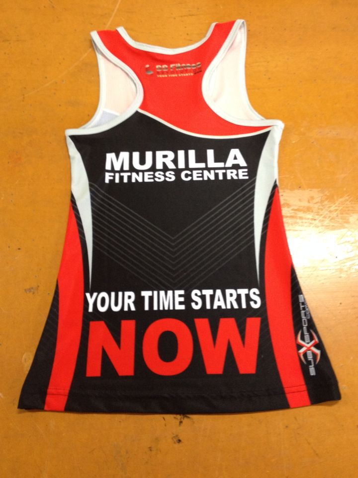 Gym and Activewear made in Australia by subXsports!