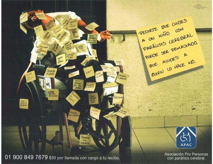 TítuloPost it (Niño)  MedioRevista  PaísMéxico  PatrocinadorDRAFTFCB México  InstituciónFundación APAC, IAP  Año2005