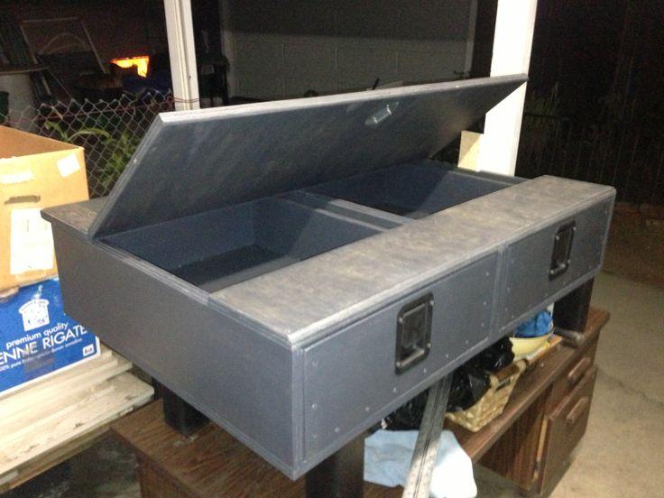 Fj Cruiser Storage Drawers Unmounted Fj Cruiser Build