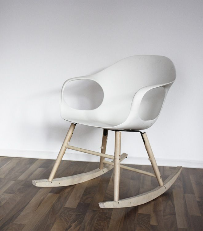 Elephant Rocking chair by Neuland for Kristalia @emmafexeus
