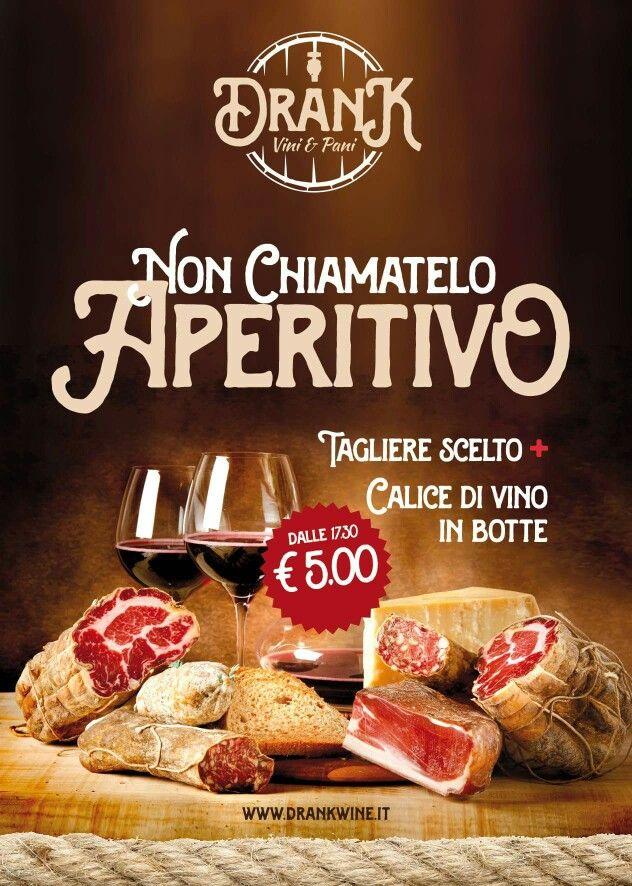 OGNI SANTO GIORNO DA DRANK non chiamatelo aperitivo ! #slowfood #kmzero #wine #beer #localfood #salumi #formaggi #vegetarian