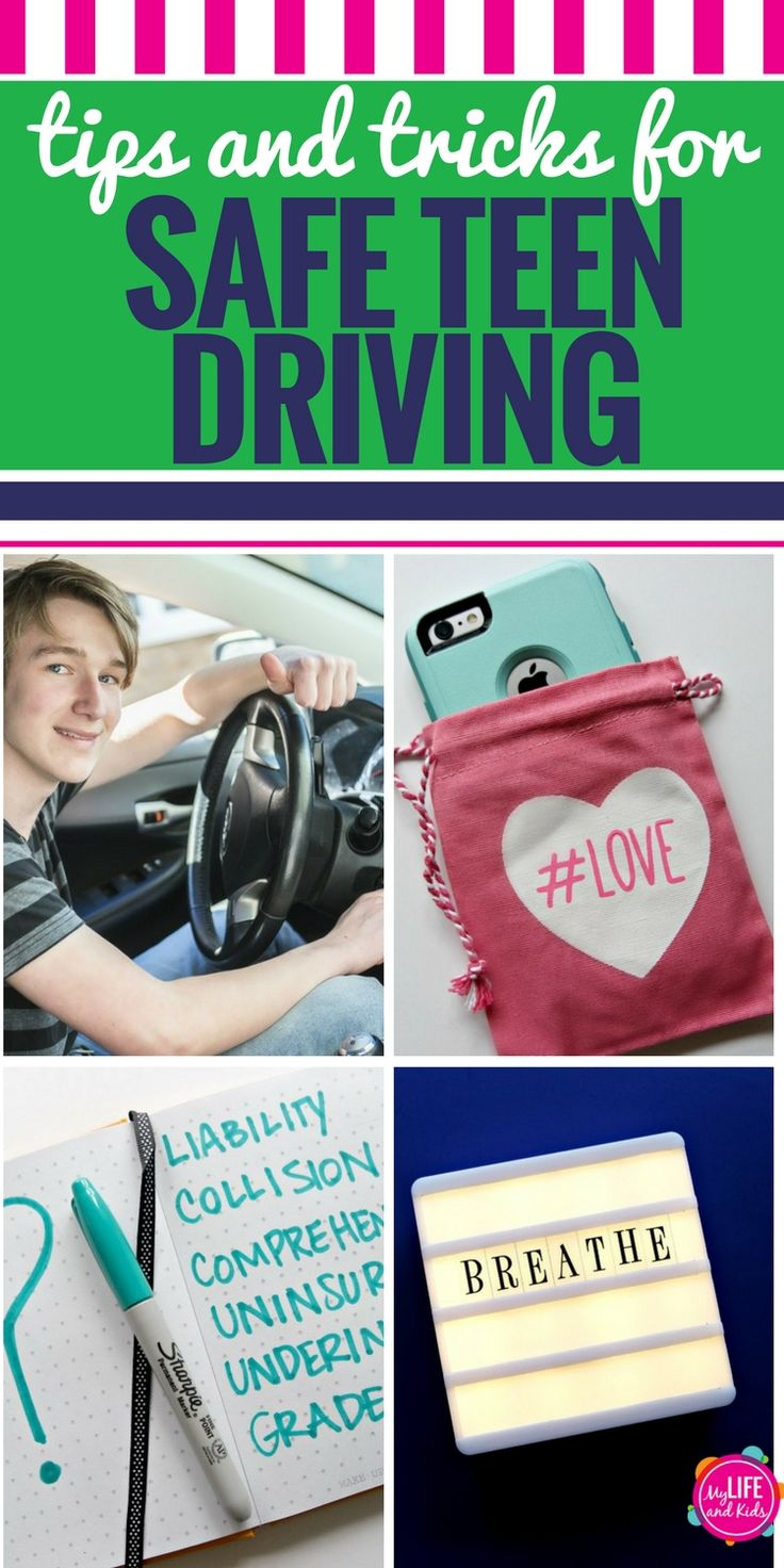 Do you have a teen driver in the house - or will you soon? From contracts to statistics, emergency supply kits and even a teen driver checklist, I'm sharing important information for new drivers and their parents. Yes, we're even talking about the safest vehicles for teenage drivers, how to put an end to distracted driving and how to keep young drivers as safe as possible when they're on the road. Partner