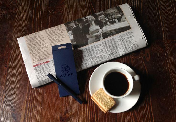 Vaepe @ coffee break