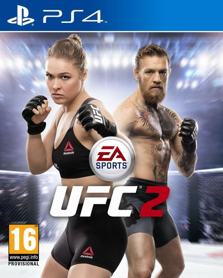 UFC 2's Cover Is A Monument To Sadness