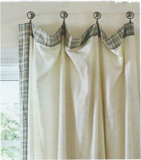 Ways to hang curtains creative curtain menzilperde net for Unusual ways to hang curtains