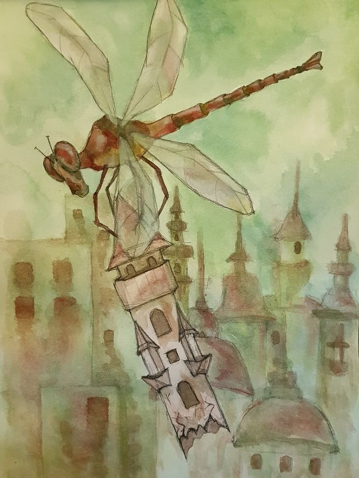 Dragonfly's town