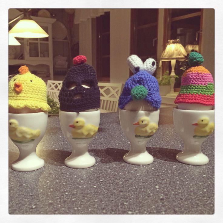 Äggmössor Eggcaps