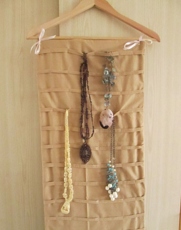 Hand-Crafted by Gabi M.: {CHALLENGE #23} DIY Organizer for Jewellry