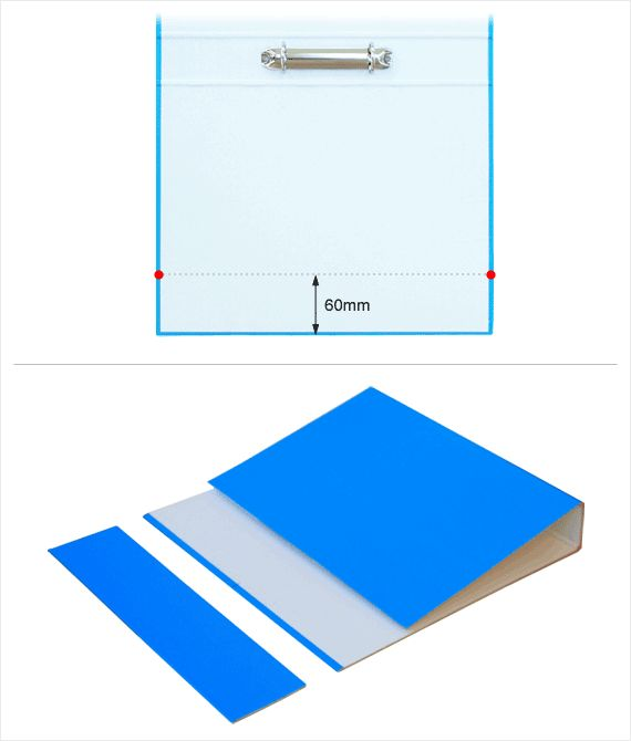 How to make your own PECS binder.