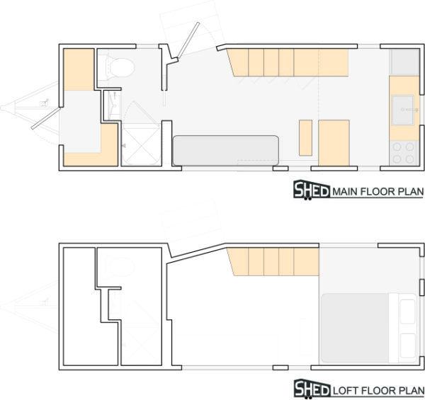 174 best Tiny House Plans images on Pinterest Tiny house plans