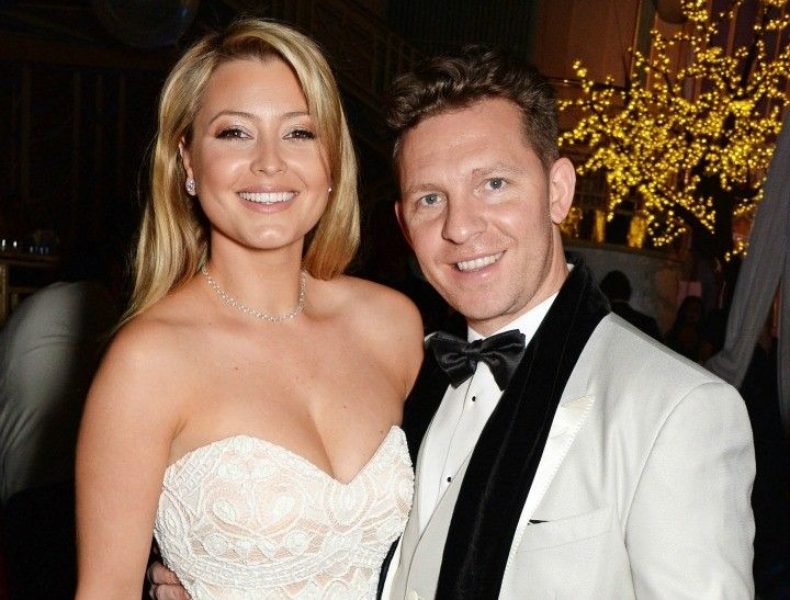 Former Neighbours star, Holly Valance just got a very big present.