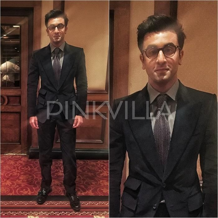 Celebrity Style,Ranbir Kapoor,Tom Ford,The Vainglorious