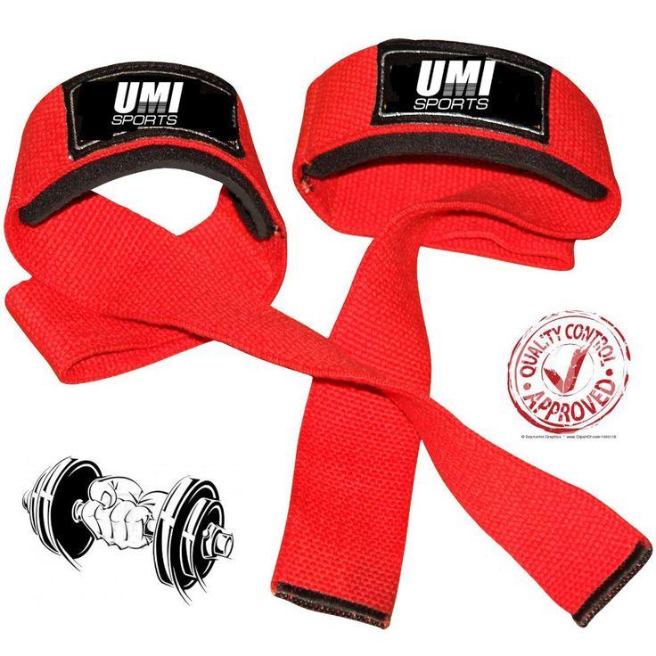weight lifting wrist straps gym strap F1344