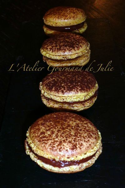 Macarons au cook´in