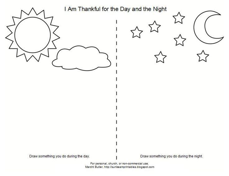leeg formulier om opdrachtje wat doet jules overdag / 's nachts?
