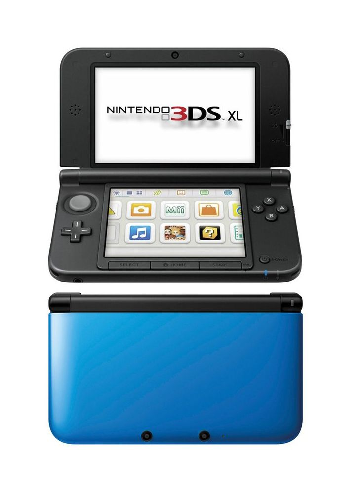 3DS XL by Nintendo, features a more powerful CPU, c stick, camera, audio recording, video activity log, download play,  screen is 90% bigger than the 3DS give a new gaming experience, compact size give a gaming on the go experience. http://www.zocko.com/z/JKQ8C