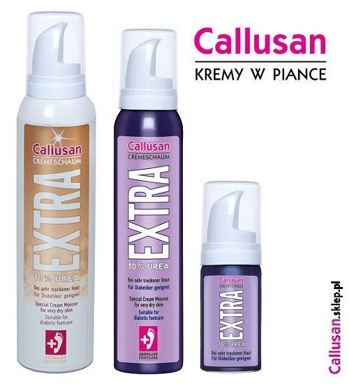 Atopowe zapalenie skóry, bardzo sucha, łuszcząca się skóra? To już nie problem! Zadbaj o kondycję swojej skóry z #CallusanExtra! #Callusan #Kremywpiance #CallusanSklep