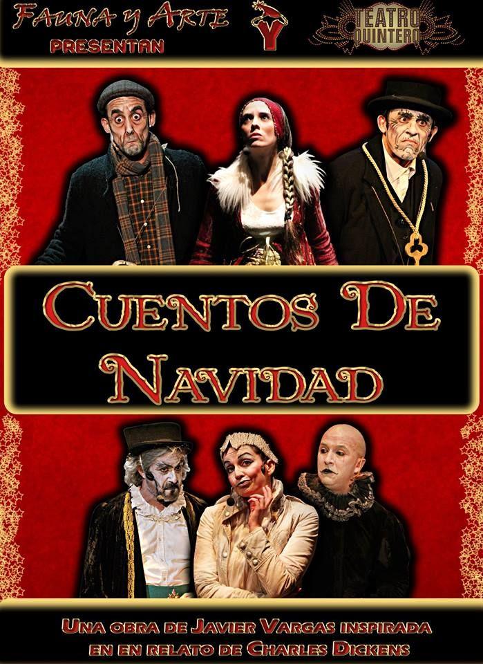 CUENTOS DE NAVIDAD. 14, 21  DE DICIEMBRE A LAS 12:00H Y 2, 3 Y 4 DE ENERO A LAS 18:00H