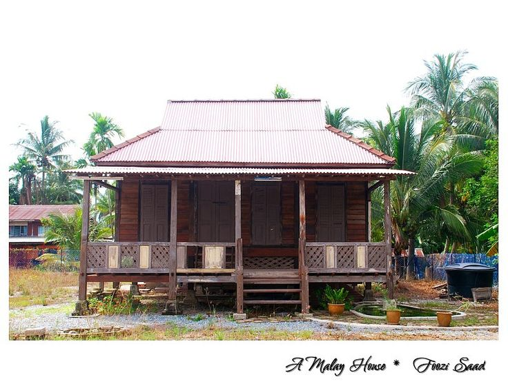 19 Best Images About Malay Houses On Pinterest