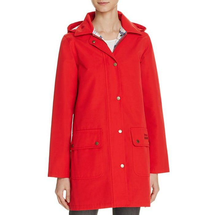 10 Best Raincoats - #10 Barbour Gustnado Raincoat #rankandstyle