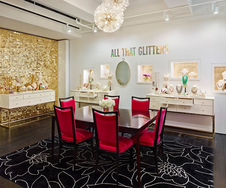 Look Inside Kate Spade and Jack Spade's 85,000-Square-Foot N.Y.C. Showroom | InStyle.com