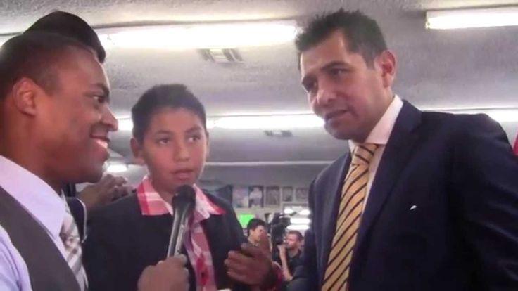 MARCO ANTONIO BARRERA: Floyd Mayweather is TBE; Manny Pacquiao Needs KNO...
