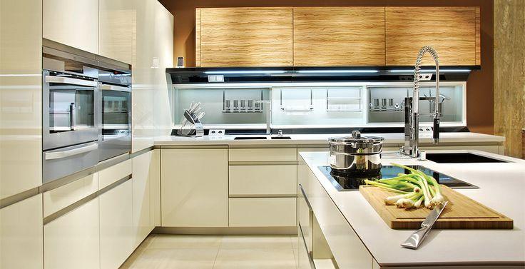 LUXURY | fotogalerie moderní kuchyně | Sykora | Kuchyně nejvyšší kvality