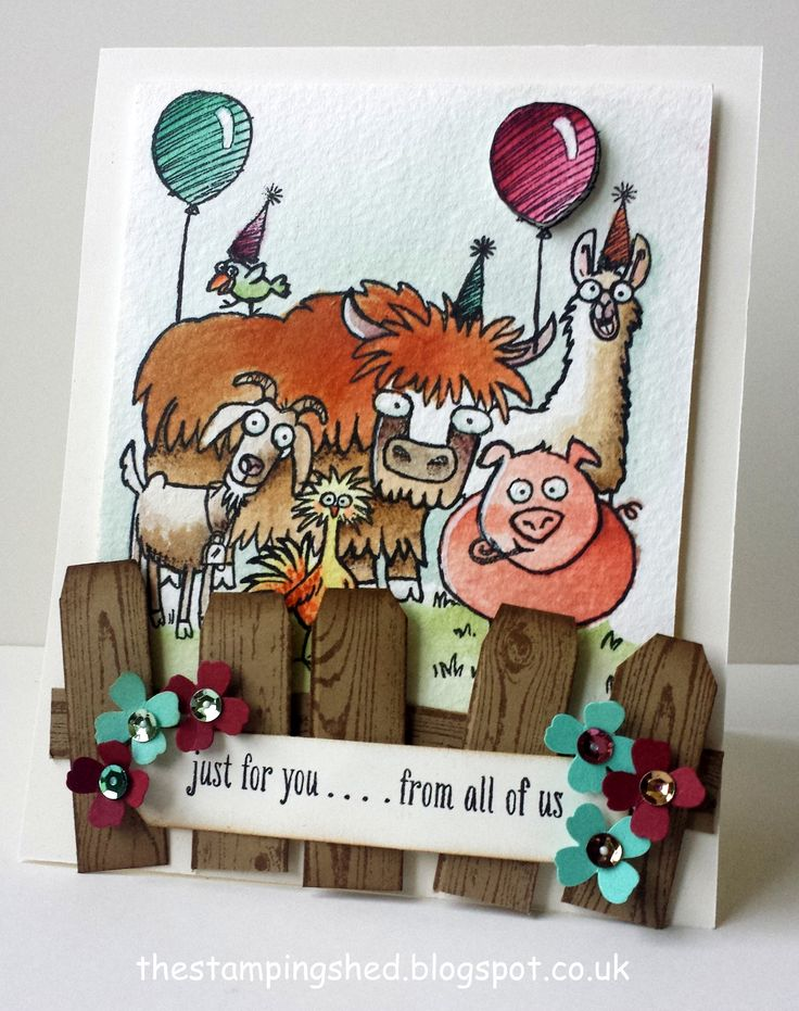 From the herd Stampin up http://thestampingshed.blogspot.com/